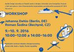 Workshop Keep in Touch 2016