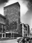 Skidmore, Owings and Merril, Natalie de Blois, Lever House, NY, 1952